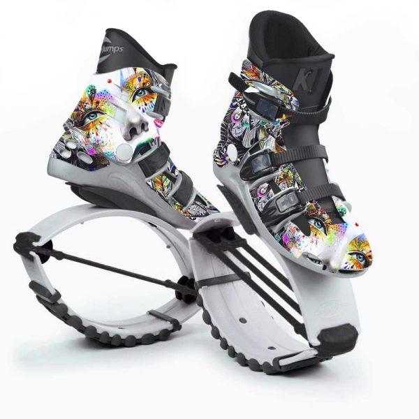 Kangoo Jumps botas Pegatinas con diseño exclusivo para las botas Kangoo Jumps. Ordene ahora con envío gratis.